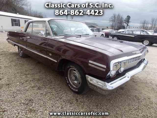 1963 Chevrolet Impala SS | 996228