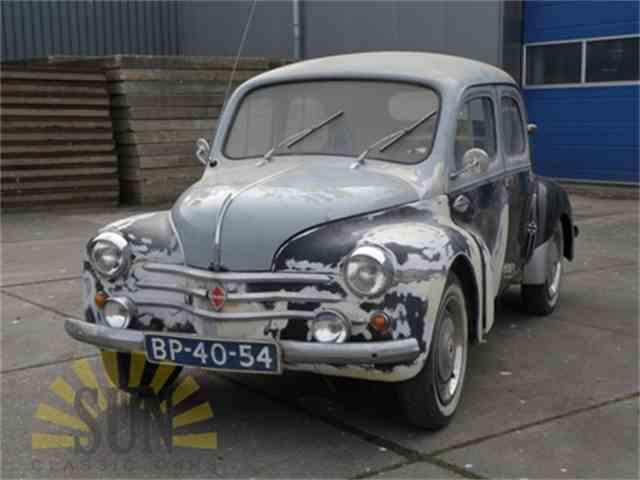 1960 Renault 4CV   996229