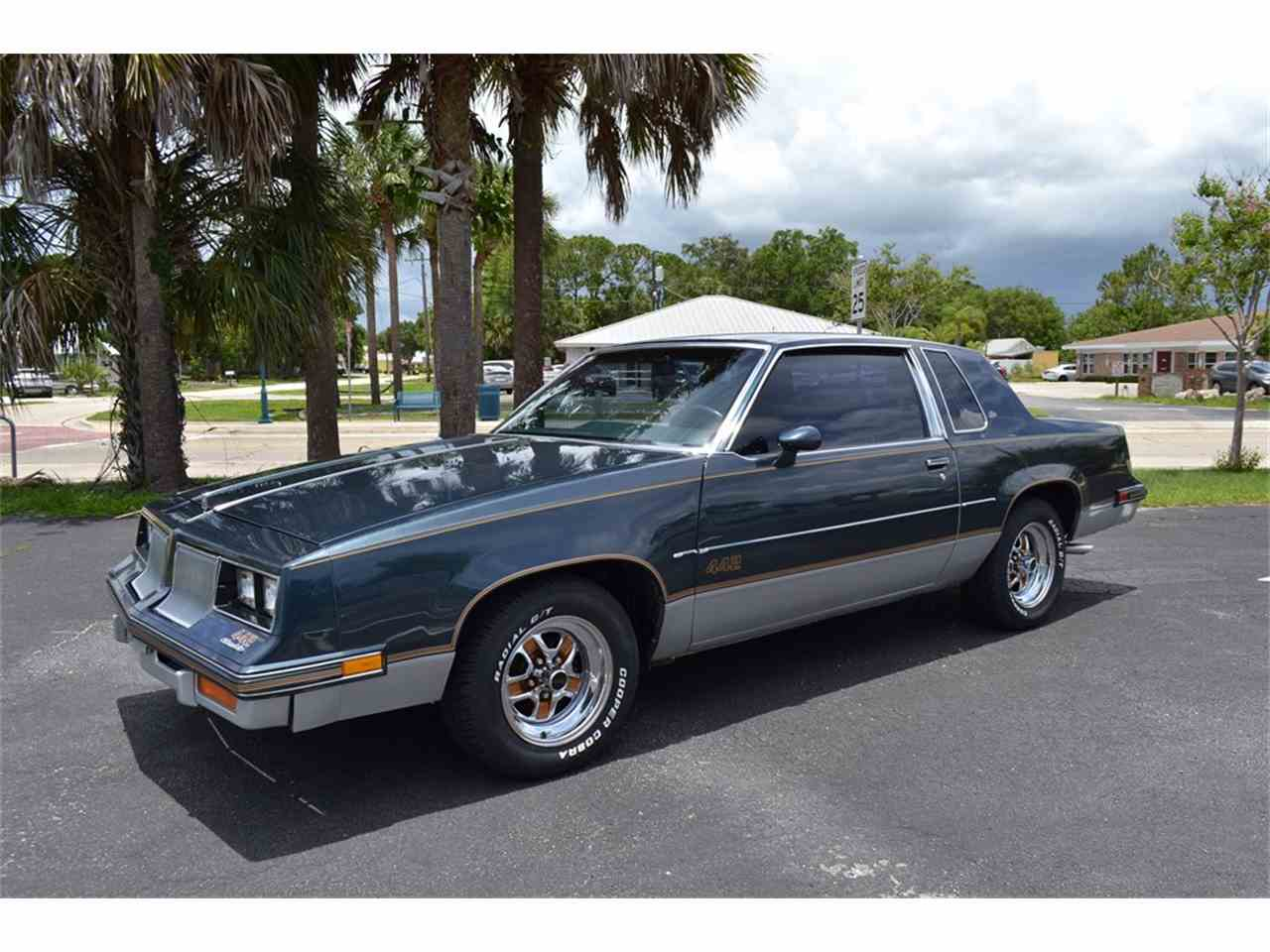 1986 oldsmobile cutlass for sale cc 996230 for 1986 oldsmobile cutlass salon for sale