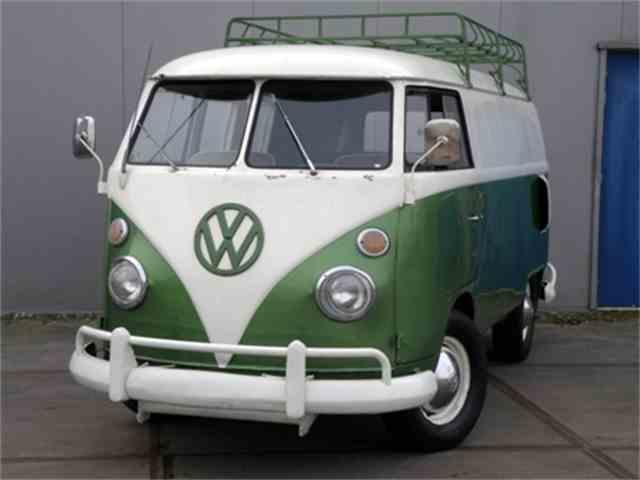 1966 Volkswagen Type 1   996231