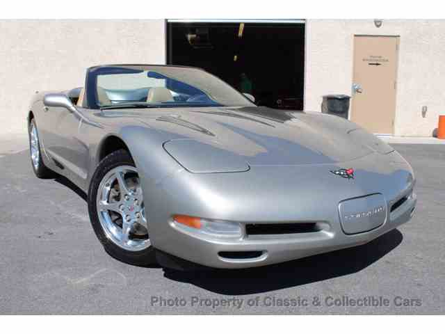 2000 Chevrolet Corvette | 996233