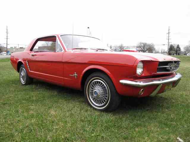 1965 Ford Mustang | 996241