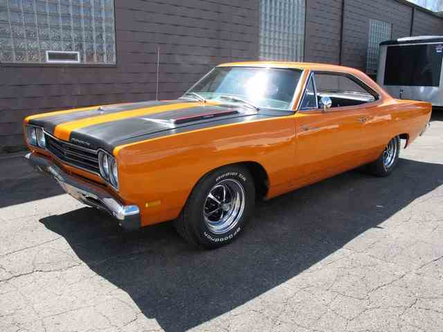 1969 Plymouth Road Runner | 996242