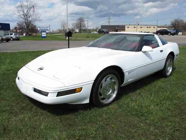 1996 Chevrolet Corvette | 996243