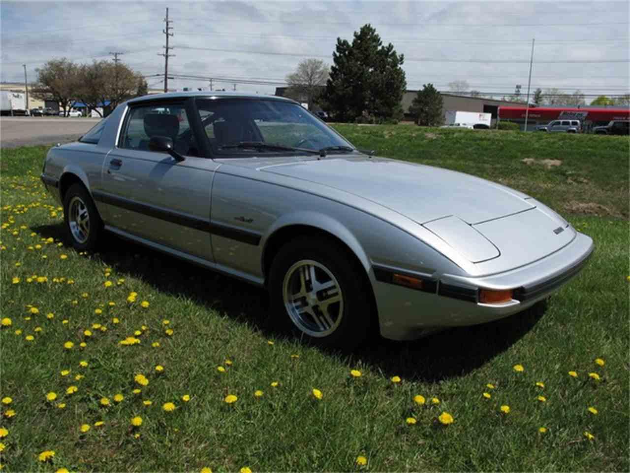 1985 Mazda RX-7 for Sale - CC-996244