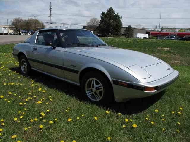 1985 Mazda RX-7 | 996244