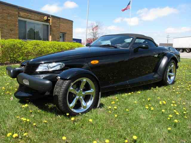 2000 Plymouth Prowler | 996246