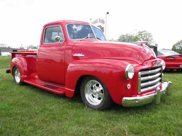 Picture of '53 Pickup - LCPO