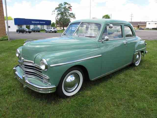 1949 Plymouth Special | 996256