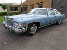 1976 Cadillac Coupe DeVille for Sale - CC-996260