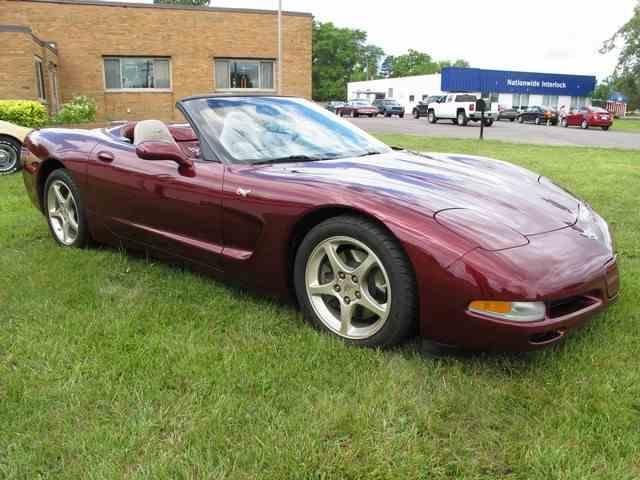 2003 Chevrolet Corvette | 996261