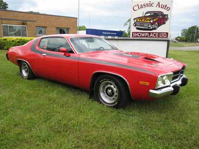 1973 Plymouth Road Runner | 996262