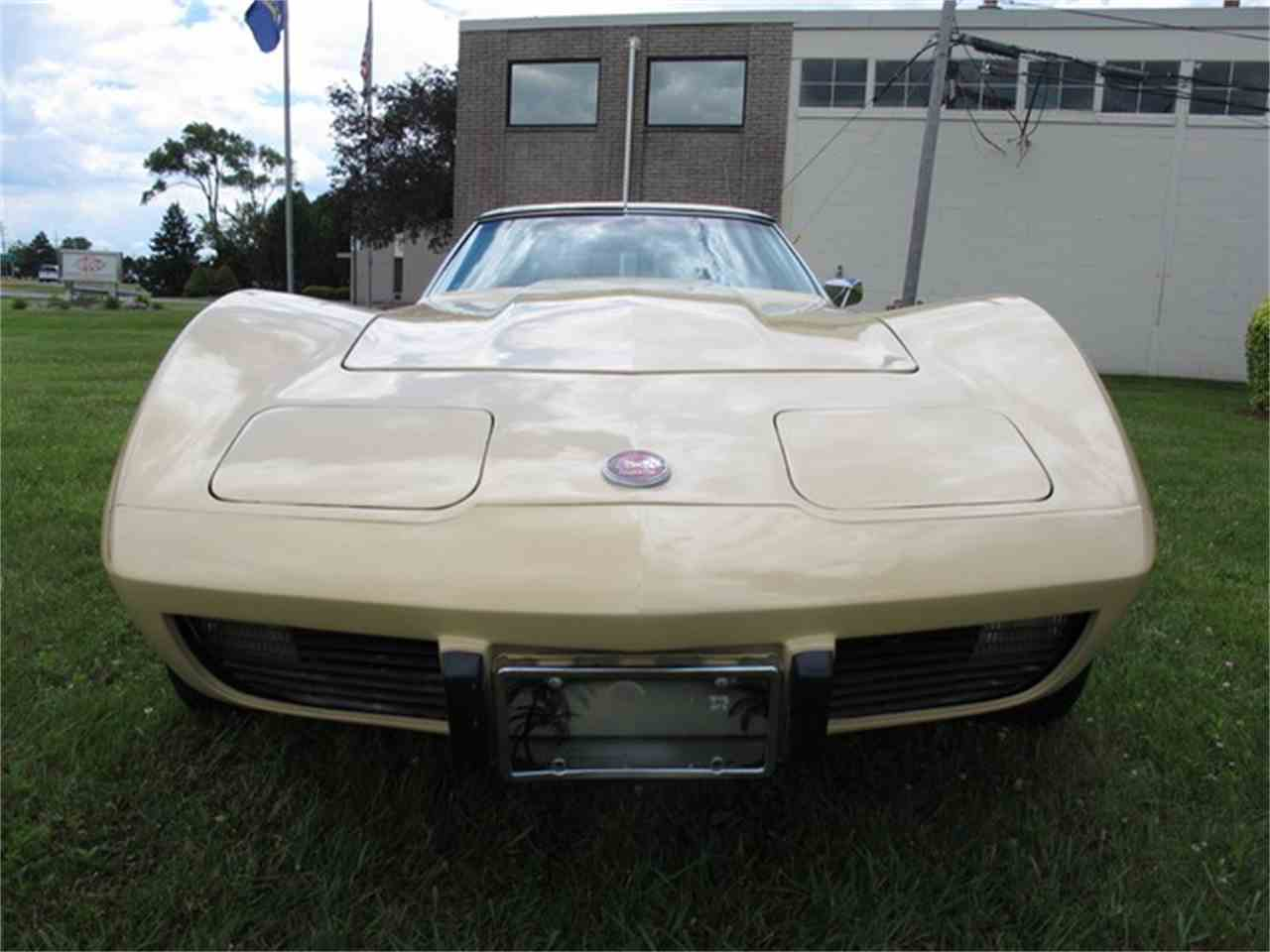 Large Picture of '76 Corvette - LCPZ