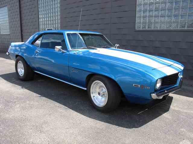 1969 Chevrolet Camaro | 996264