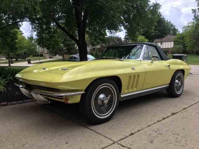 1966 Chevrolet Corvette | 996265