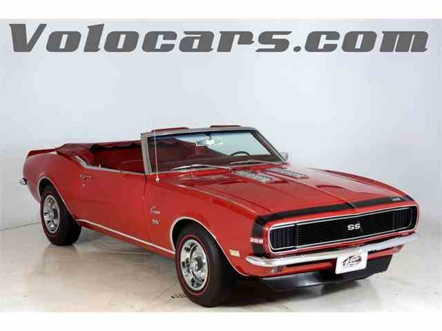 1968 Chevrolet Camaro RS/SS | 996269
