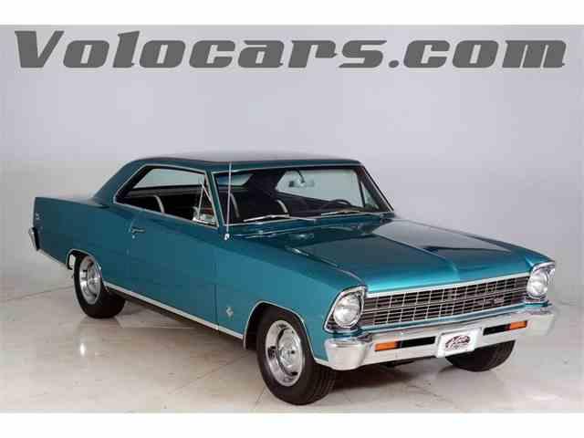 1967 Chevrolet Nova SS | 996271