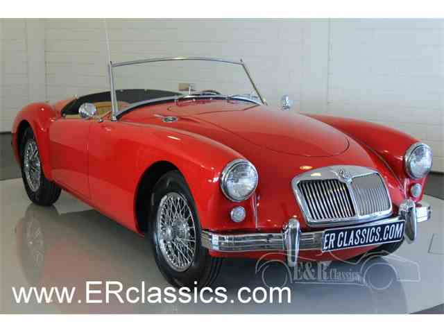 1961 MG MGA | 996272