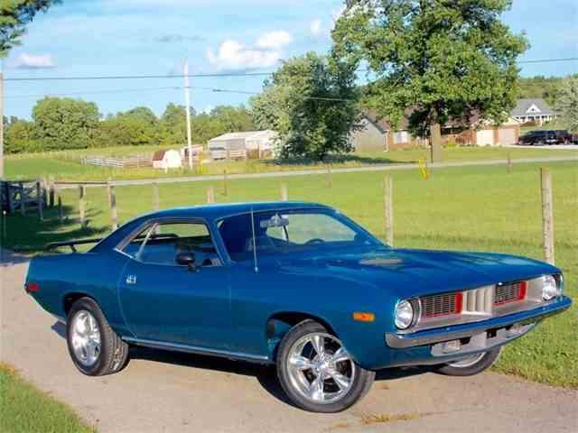 1974 Plymouth Barracuda | 996275
