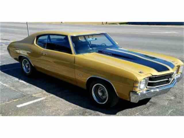 1971 Chevrolet Chevelle | 996280