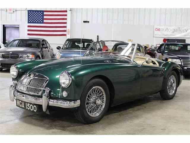 1957 MG MGA | 996283