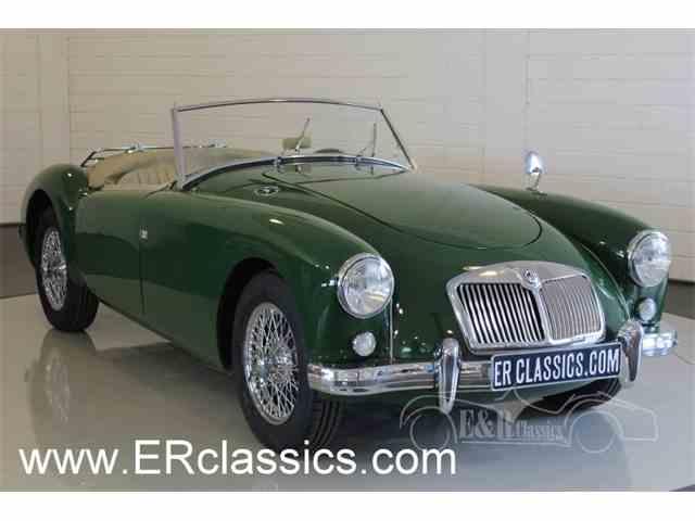 1958 MG MGA | 996285