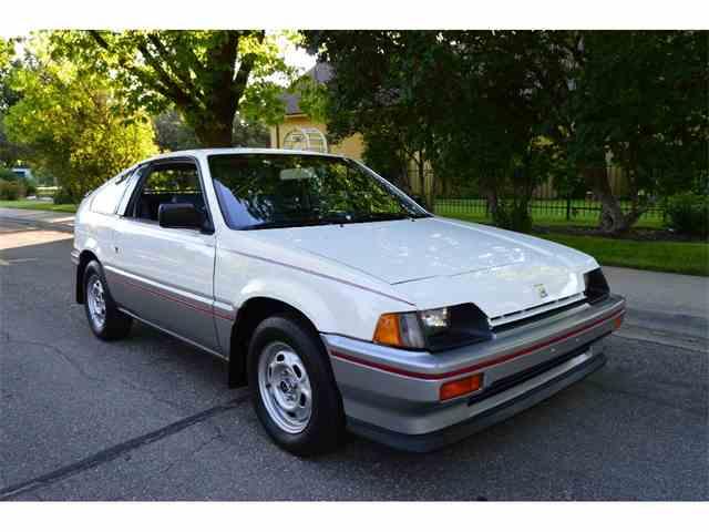 1984 Honda CRX | 996286