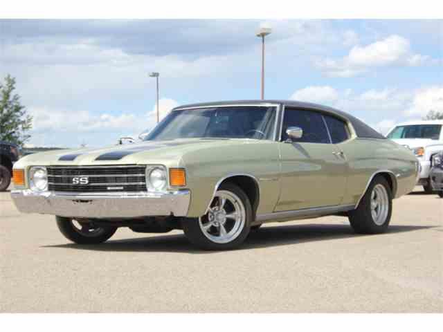 1972 Chevrolet Chevelle Malibu | 996292