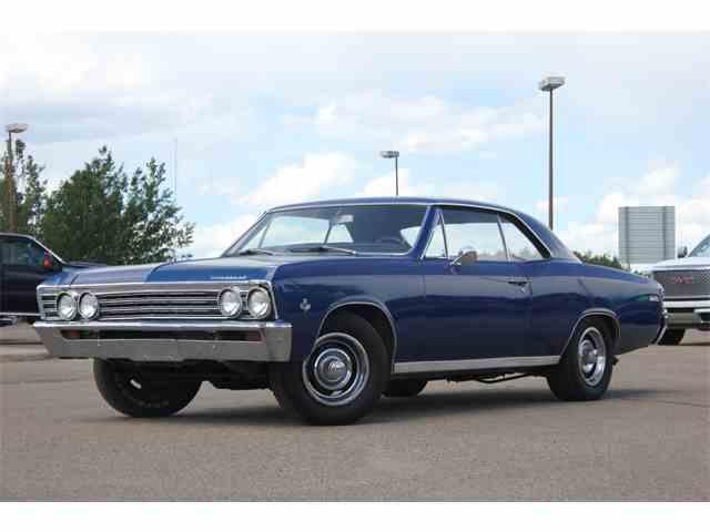 1967 Chevrolet Chevelle | 996296
