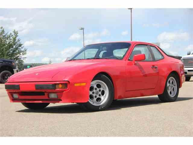 1986 Porsche 944 | 996298