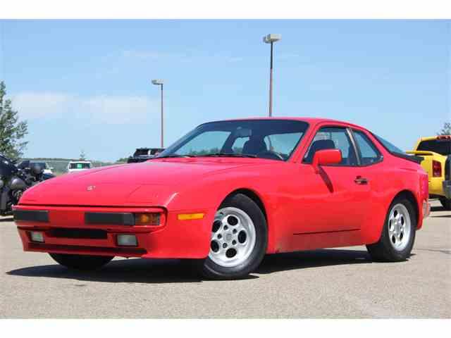 1985 Porsche 944 | 996298