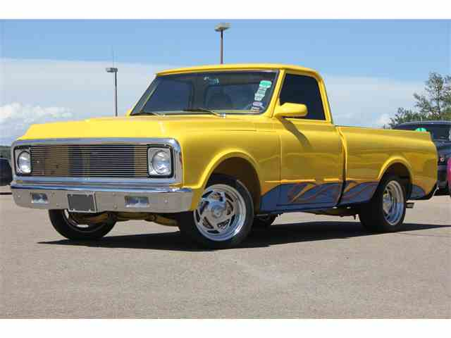 1970 Chevrolet C/K 10 | 996299