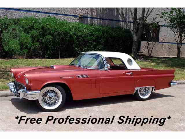 1957 Ford Thunderbird   996300