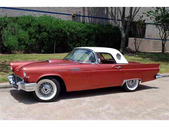 1957 Ford Thunderbird | 996300