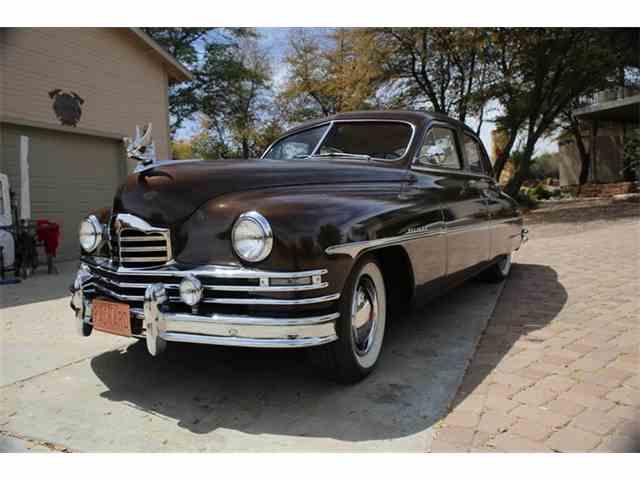 1949 Packard Sedan   996307
