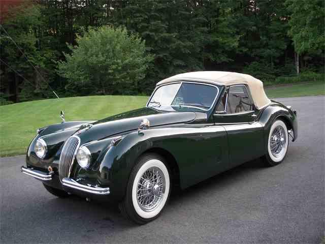 1954 Jaguar XK120 | 996330