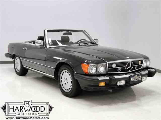 1987 Mercedes-Benz 560SL | 996334