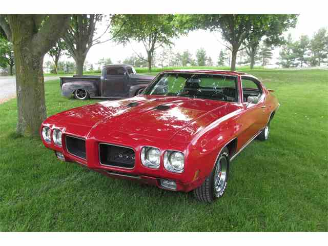 1970 Pontiac GTO | 996340