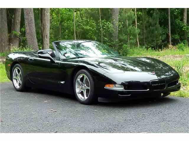 2000 Chevrolet Corvette | 990635