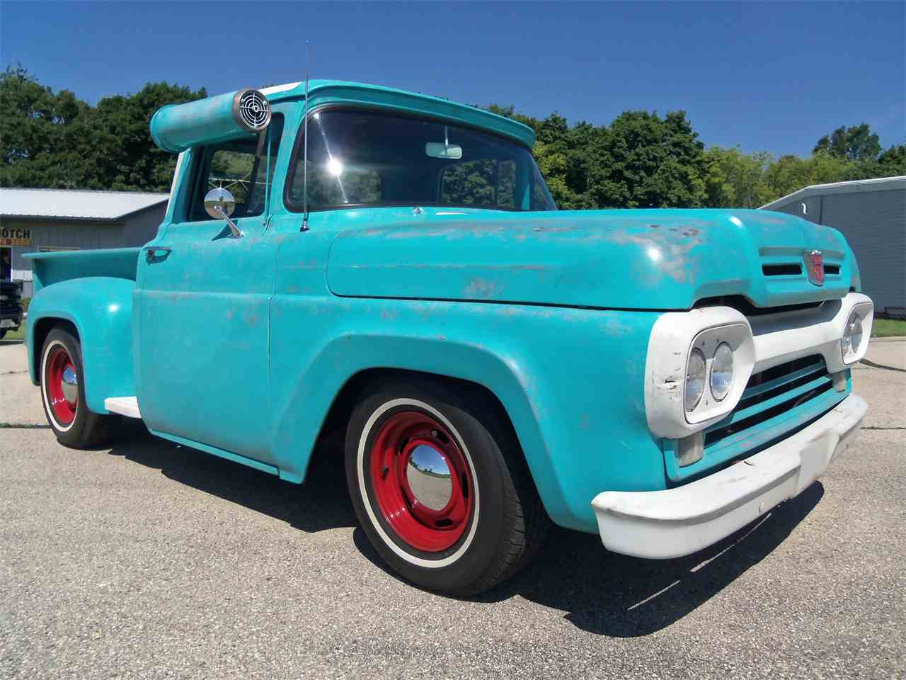 1960 Ford F100 for Sale - CC-996352