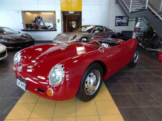 1955 Porsche Spyder | 996354