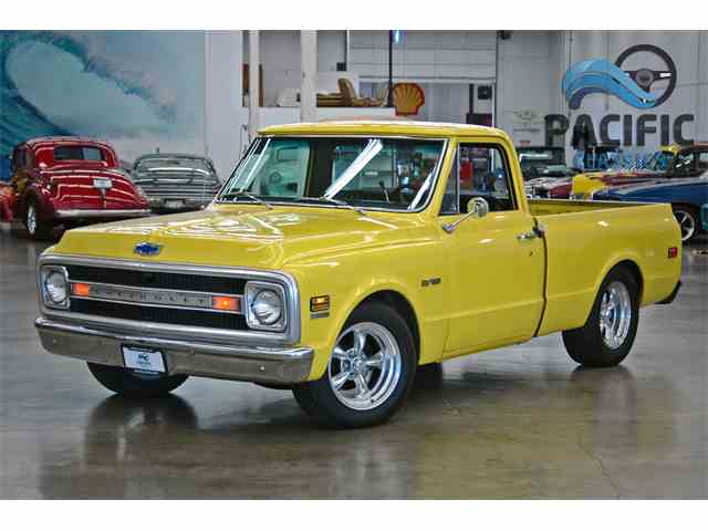 1970 Chevrolet C/K 10 | 996355