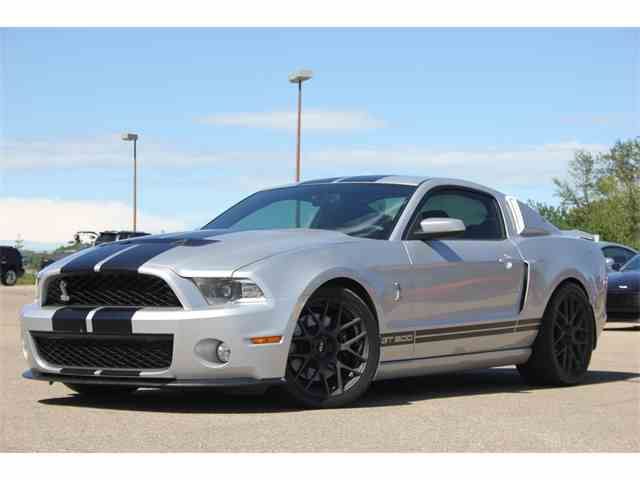 2010 Ford Shelby GT 500 SVT | 996360