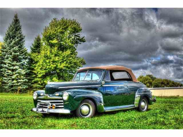 1947 Ford Covertible Streed Rod | 996363