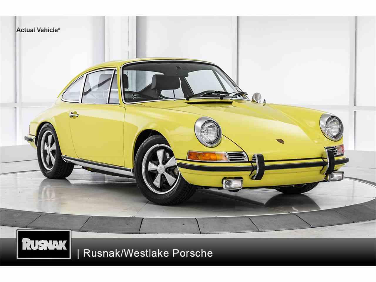 1970 Porsche 911T for Sale - CC-996364