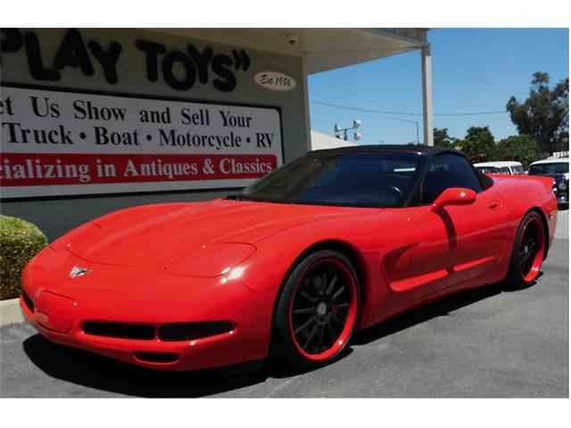2003 Chevrolet Corvette | 996369