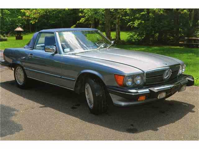 1987 Mercedes-Benz 560SL | 990638