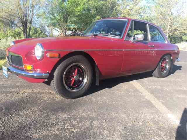 1973 MG BGT | 996387