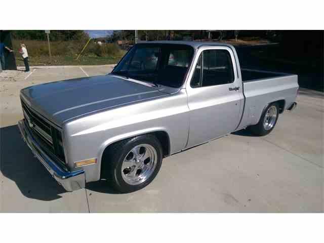 1986 Chevrolet C/K 10 | 996391