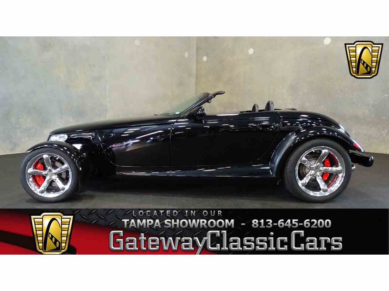 1999 Plymouth Prowler for Sale - CC-996397